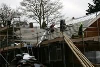 Roofing in Lichfield