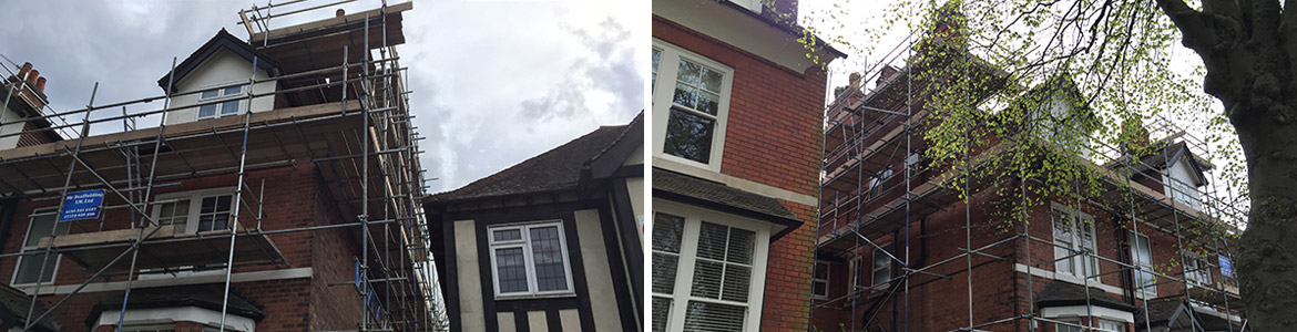 Roofer in Aston